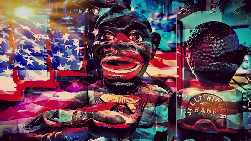 THE RIGGED RACIST DARWINISM OF THE AMERICAN DREAM