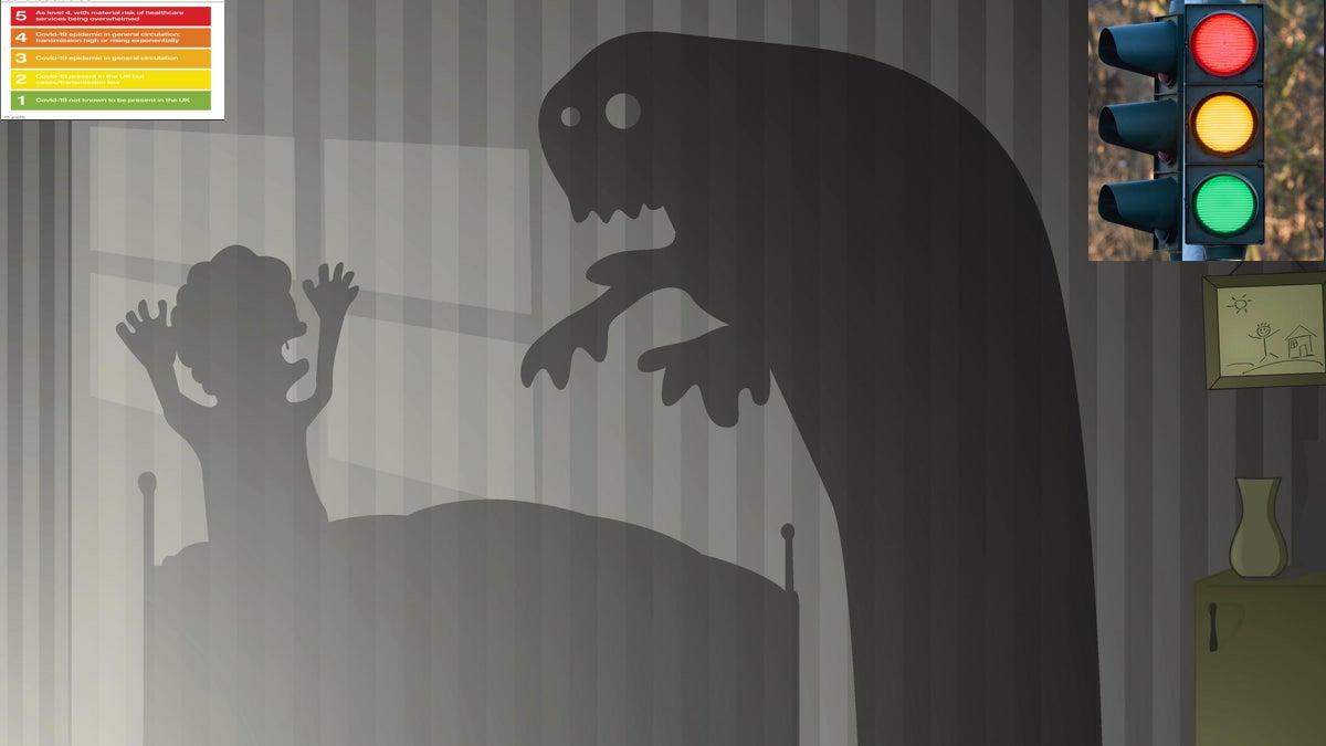 CORONAVIRUS FEAR-PORN IS BETTER CLICKBAIT THAN DONALD TRUMP